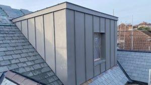 Metal Roof Extensions
